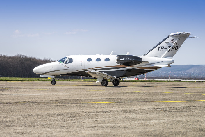 Private Aviation Company offering VIP and Business Charters