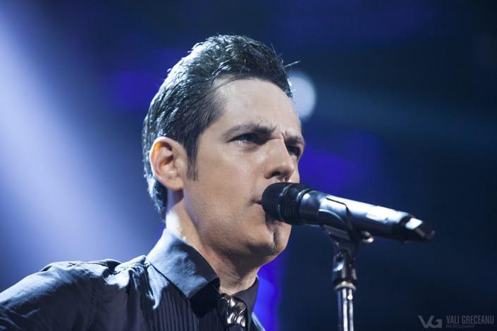 Ștefan Bănică în concertul de Crăciun